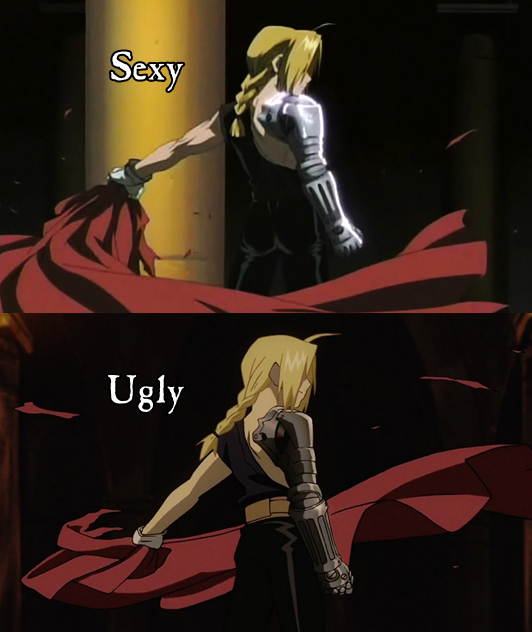Sexy and Ugly