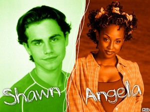 Shawn and Angela