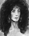 Singer/Actress, Cher - cher fan art