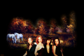 charmed - Sisters Halliwell wallpaper
