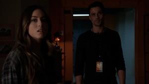 Skye and Ward (1x19)