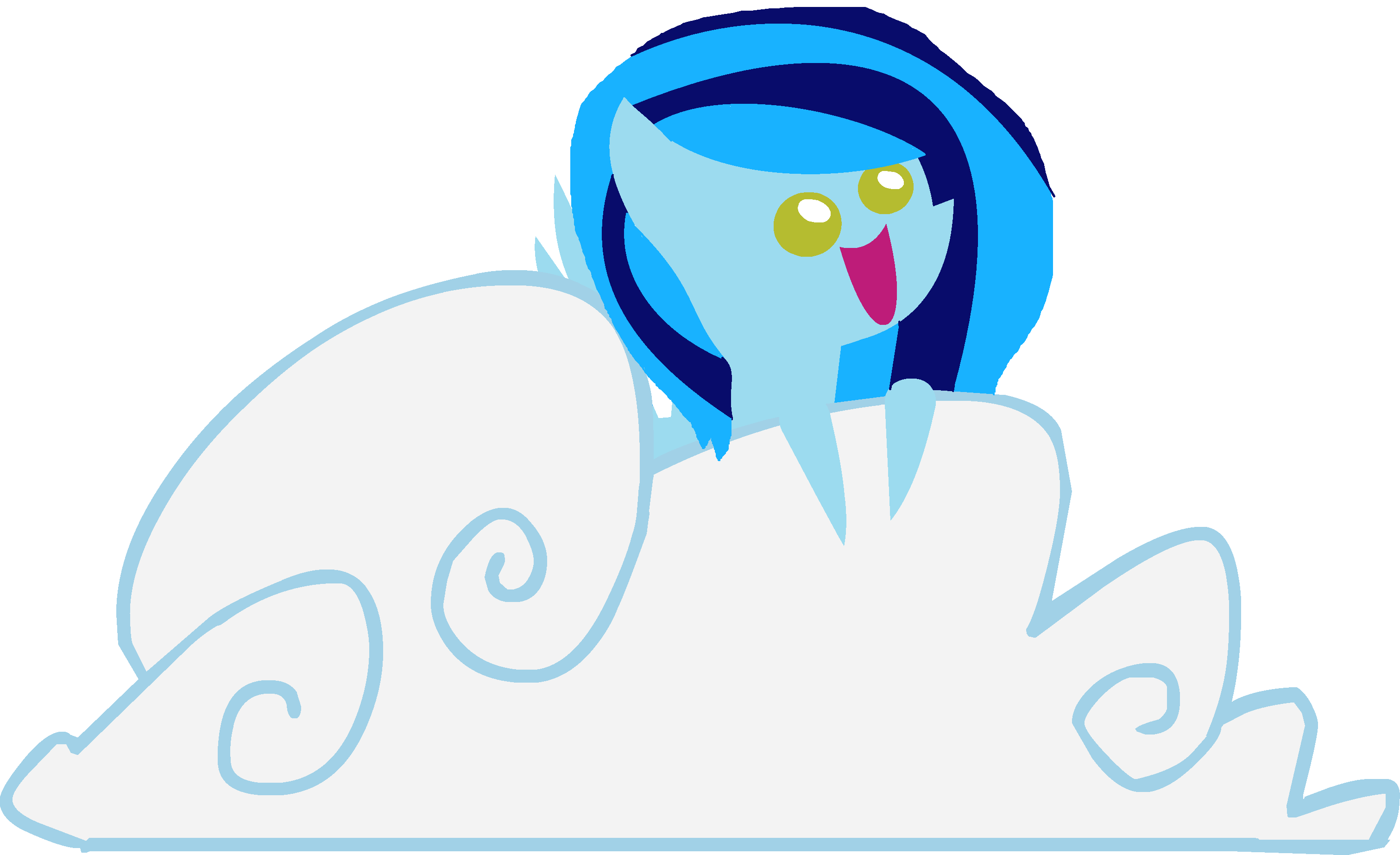 Skyheart Pointy Pony
