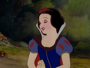 Snow White's 60's look