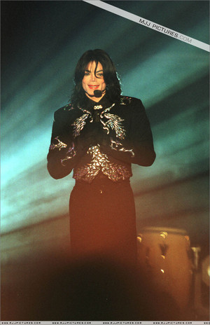 Some 90's Michael Jackson Pictures