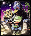 Some Starfox Artz!   - video-games photo
