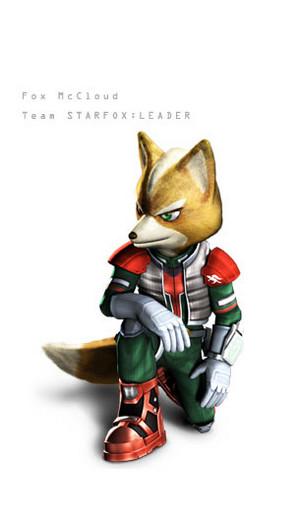 Some Starfox Characters! :)