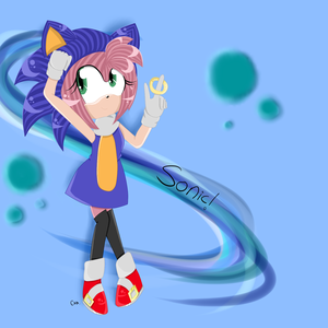 Sonic Cosplay - Amy Rose