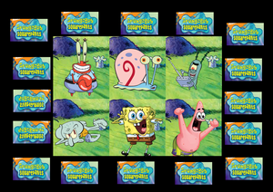 Spongebob everywhere!