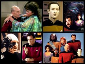 estrella Trek siguiente Generation