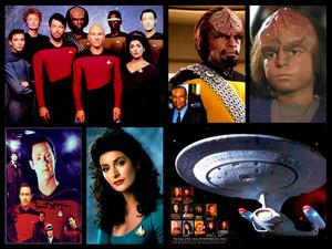 星, 星级 Trek 下一个 Generation