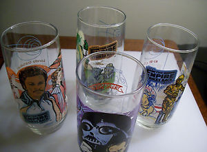 星, つ星 Wars Drinking Glasses