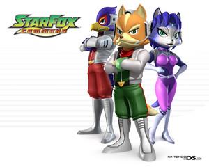 Starfox Command (Nintendo)