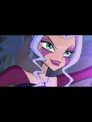 Stormy from Winx Club