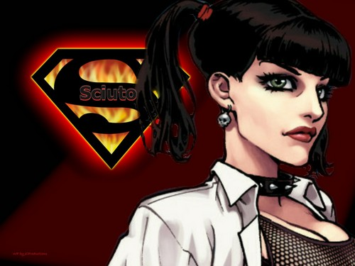 Abby Sciuto wallpaper called Super Abby