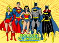 Superman, Batman and others