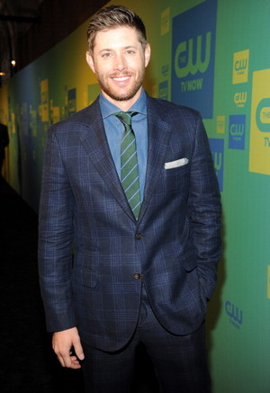 सूपरनॅचुरल Cast - CW Upfronts 2014
