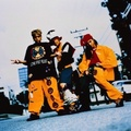 TLC Rockin' Cross Colours