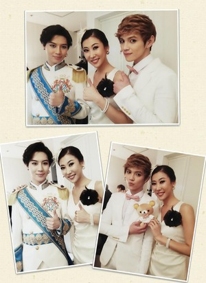 Taemin and Goong Staff