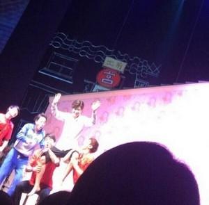 Taemin in Goong Musical