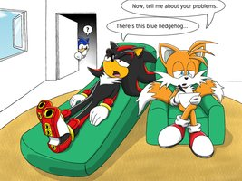 Tails the Physicist