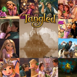 tangled fan Sign