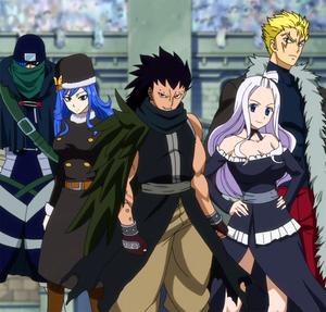 Team: Fairy Tail B