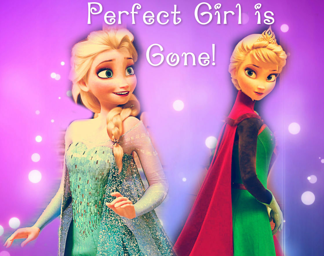 That perfect girl is gone frozen photo 37067948 fanpop - Garls perpact ...