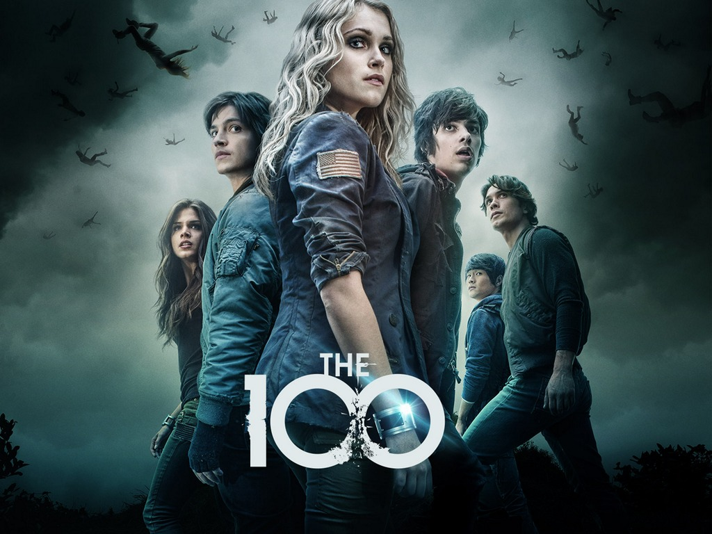 the 100 promo posters the 100 tv show photo 37060095. Black Bedroom Furniture Sets. Home Design Ideas
