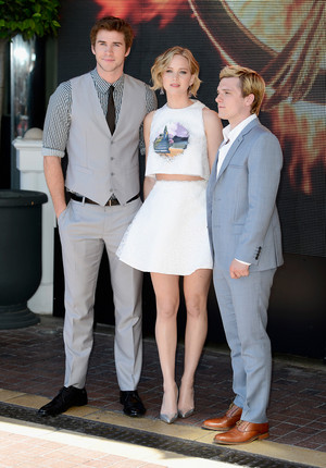 The 67th Annual Cannes Film Festival: 'The Hunger Games: Mockingjay Part 1' Photocall