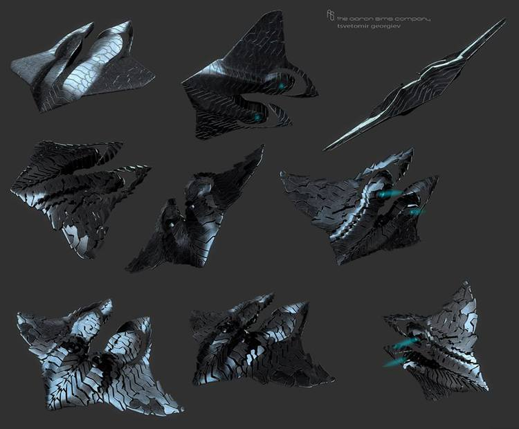 The Amazing Spider-Man 2 Concept Arts