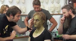 The Amazing Spider-Man 2: Green Goblin Make-Up Test