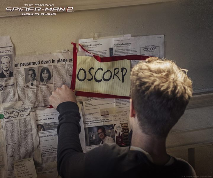 The Amazing Spider-Man 2 - Oscorp