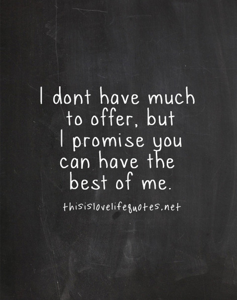 The Best Of Me - Quotes Photo (37042259) - Fanpop
