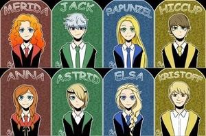 ROTBFTD - Hogwarts