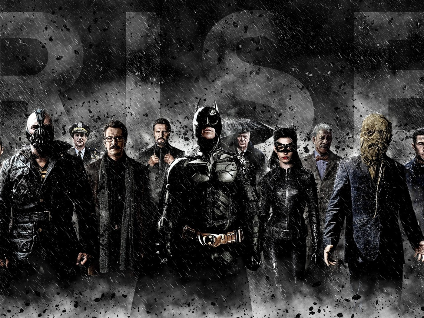 Tom Hardy Wallpaper Entitled The Dark Knight Rises Bane