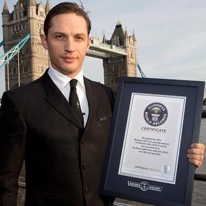 The Dark Knight Rises Guinness World Record