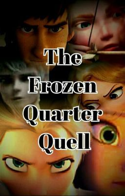 The 겨울왕국 Quarter Quell (Book)