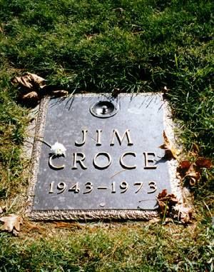 The Gravesite Of Jim Croce