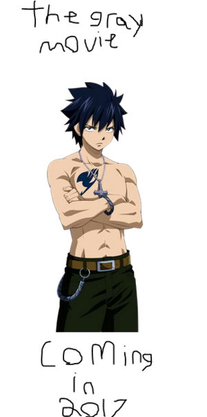 The Gray fullbuster movie