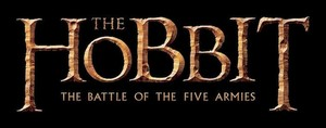 The Hobbit: The Battle of the Five Armies - Official Logo