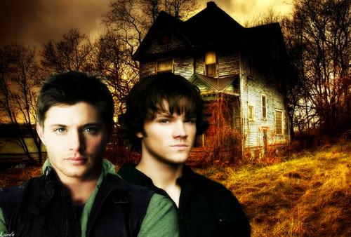 Supernatural wallpaper called The Hunters