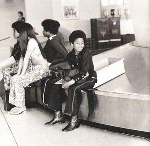 The Jackson 5 At The Airport