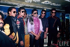 The Jacksons 1983 Press Conference For Upcoming 1984 Victory Tour