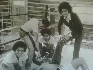 The Jacksons In The Ring With Muhammad Ali