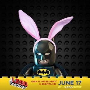 The Lego Movie Easter Batman