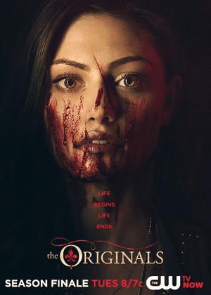 The Originals - season finale poster