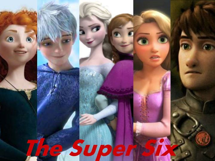The Super Six