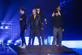 The Wanted tampil Word of mouth Tour