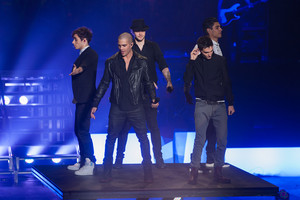 The Wanted दिखाना Word of mouth Tour