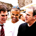 Thomas Gibson,Shemar Moore, and Mandy Patinkin